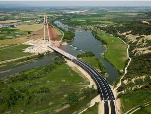 Puente atirantado Talavera de la Reina