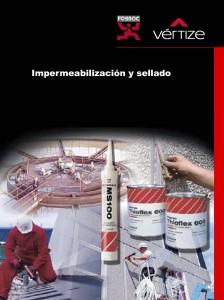 Impermeabilización y sellado