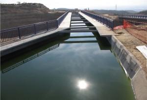 Impermeabilización Canal de la Sagra