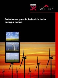 Soluciones para la Industria de la Energía Eólica